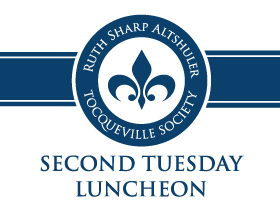 Second Tuesday Luncheon on October 29